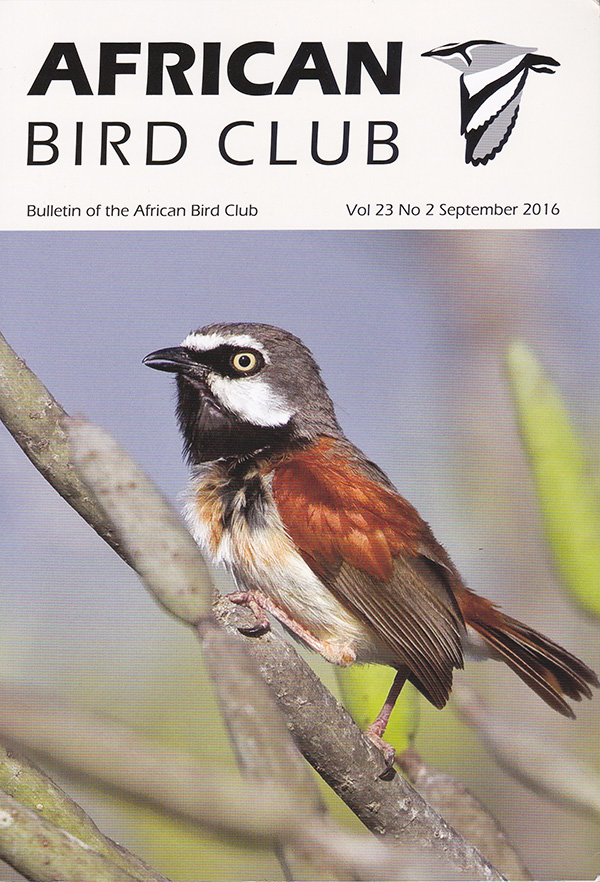 African Bird Club Bulletin